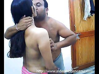 Indian Couple Honeymoon Sex