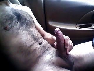 Naked Car Jerking