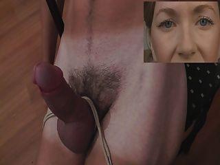 Heavy tied 9 mn post orgasm handjob - 2 4