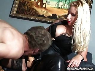 You Are Only There To Be Used By The Blonde