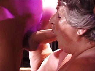 Abnormal fuck granny