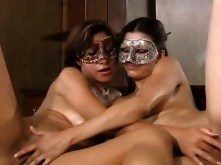 3some banged brazilian freaks fuck fest eat pussy 1