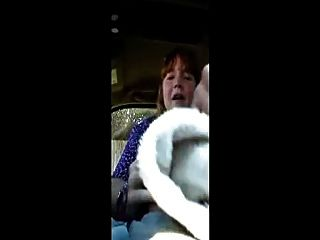 Milf Handjob #6 In The Car, Suck Off Ending!