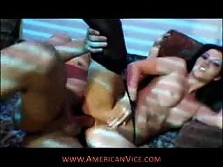 Gagged butt fucked Bound