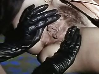 Vintage Lesbians Licking Sexy Black Boots And Juicy Pussies
