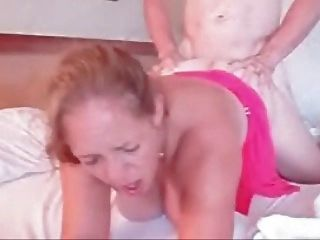 Mexicana Hotel Maid Ass Fuck