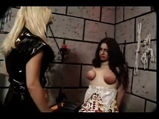 Bound tears lovely young woman tricked by policy slaved - 2 part 7