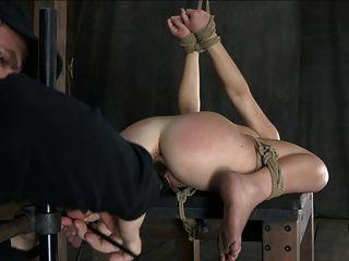 Cuntish slavegirl emilys hotwaxing punishment and extremes 1