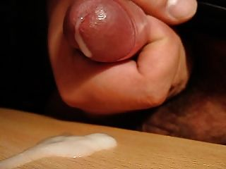 Super Slomo Cumshot - Slow Motion