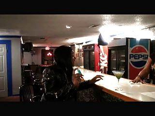 An Empty Bar And A Str8 Man