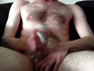 Very Messy Triple Cumshot (with Audio)