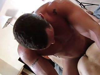 Sweaty Man Sex