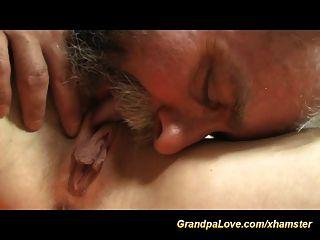 Horny Grandpa Needs Fresh Meat