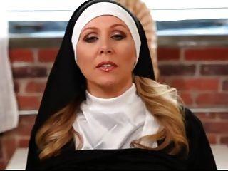 Hot Nun Strokes Your Cock ( Joi Pov )
