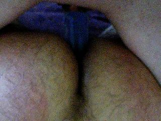 Bi Sex Using The Double Headed Dildo From Behind