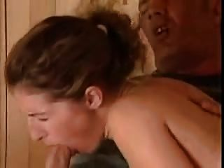 Huge Breasted German Babe Sauna Sexed By Snahbrandy