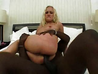 Blonde Maxine Takes A Bbc In Her Sexy Ass #000nt