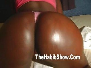 50 Inch Of Brazilian Bubble Butt Fucked