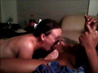 Tiny Married White Wife Sucks Bbc