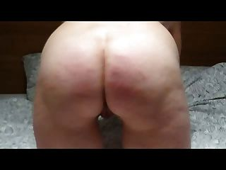 Caned By Another Guy Whilst Husband Films