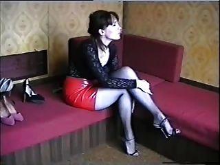 U Tube Videos Stockings 107