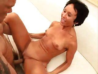 Kinky lesbian threesomes