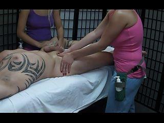 4 Hand Massage Porn
