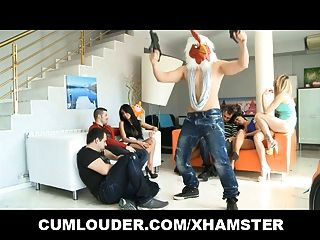 Xxx Harlem Shake Porn Version