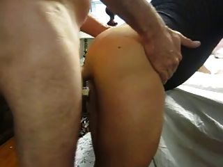 Cum On Sissies Ass