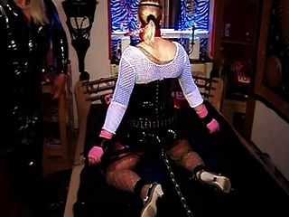 Serious relationship fetish slave domination karin that