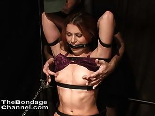 Hot. She's female domination film nice The guy