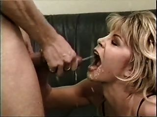 Cum in mouth Tube Pleasure