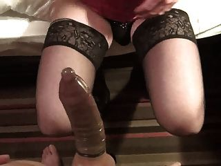 Amateur Femboy Sux Nice Cock And Get Doggystily
