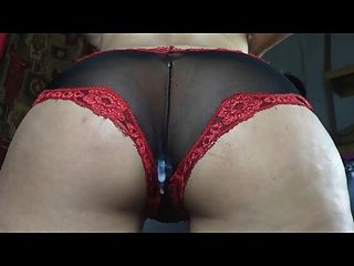 Panty anal tube