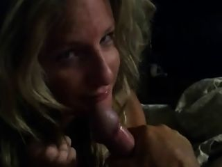 Slut Wife Will Blow Just About Anybody Including Strangers