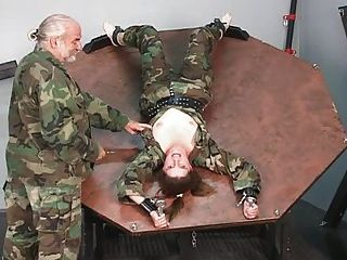 Lady saba hard interrogation - 2 7