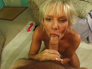 Mistress double blowjob fisting spitroast