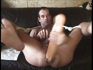 gaped male asshole