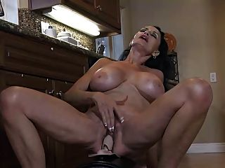 63 Year Old Gilf Still Plays With Her Toys... It4reborn