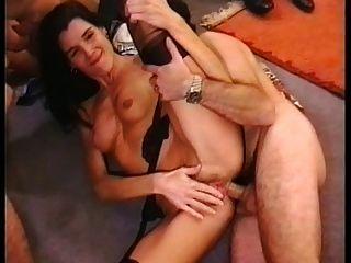 Deborah bianchini suck my stra8 friend bigcock with cum 2