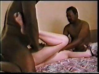 Cuck Classic - 2 Blk Bulls Fuck The Wife Pt 2