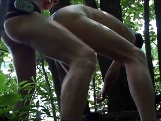 Fucked In The Woods