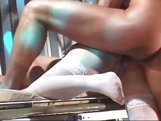 Nurse Deepthroat And Toe Sucking