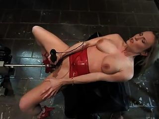 47yr cougar tied up and fucking - 3 6