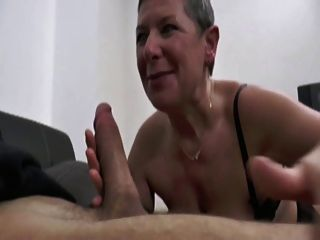 Her Husband Watches As She Fucks