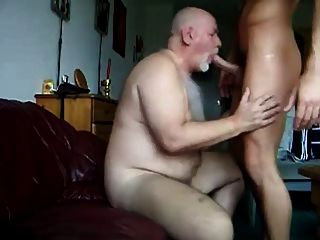 Dad And Not His Son Fuck