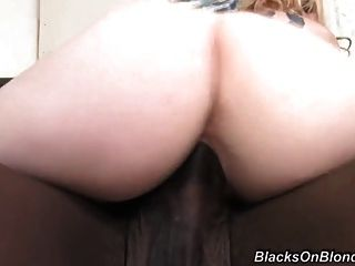 Pregnant White Whore Fucked By Monster Black Cock