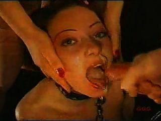 Cute And Lucky Slavegirl :)