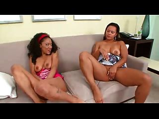 Black Luv11 Mom And Not Her Daughter (raw)