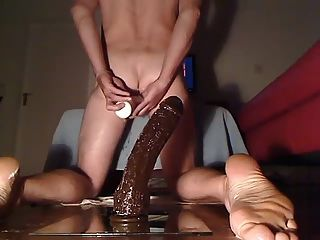 Big Toys, Whip Cream, Poppers And A Lot Of Fun